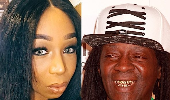 "Tiffany ""New York"" Pollard Discusses Giving Flavor Flav Fellatio: He Wasn't Circumcised & It Was Huge!"