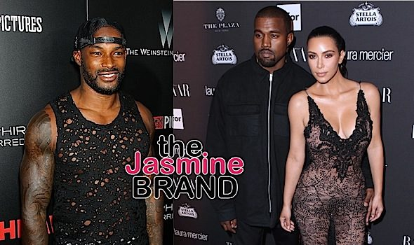 Kanye Has Reporter Removed From Red Carpet Over Tyson Beckford Question