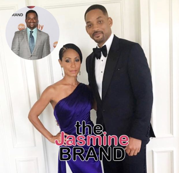 "Jada Pinkett-Smith Dated Will Smith's ""Fresh Prince"" Co-Star Alfonso Ribeiro"