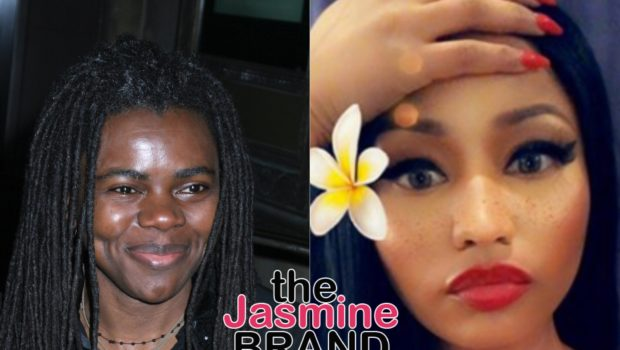 Tracy Chapman Sues Nicki Minaj For Releasing Song Without Her Permission