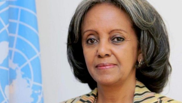 Sahle-Work Zewde Becomes Ethiopia's 1st Female President!