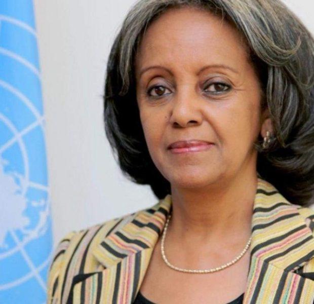 Sahle-Work Zewde Becomes Ethiopia's 1st Female President!