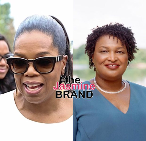 Oprah Campaigning For Stacey Abrams