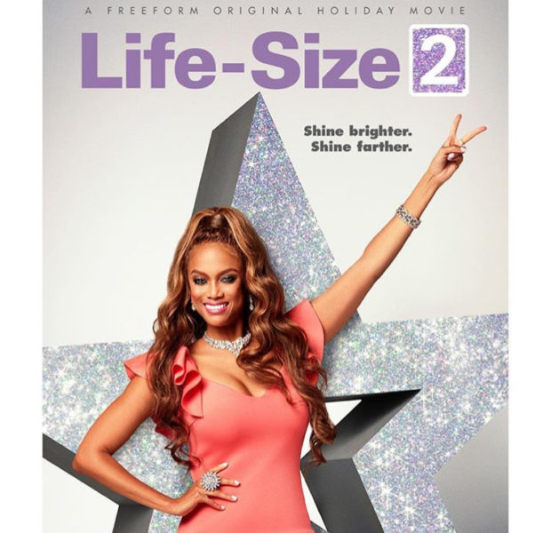 """Tyra Banks Reveals """"Life Size 2"""" Poster & Premiere Date"""