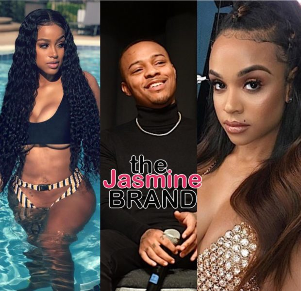 Masika Kalysha Leakes Screenshots Of Bow Wow Calling Ex-Kiyomi Leslie Psychotic, Car-less, Insecure & Homeless