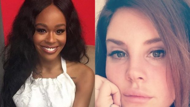 Lana Del Ray Tells Azealia Banks: I Will F**k You Up, You Know My Address!