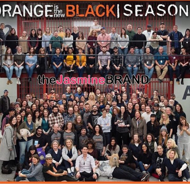 """""""Orange Is The New Black"""" Series Ending"""
