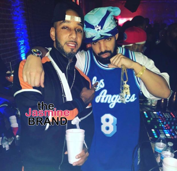 Drake Raffles Off Chanel Purses At 2000 Themed Birthday Party