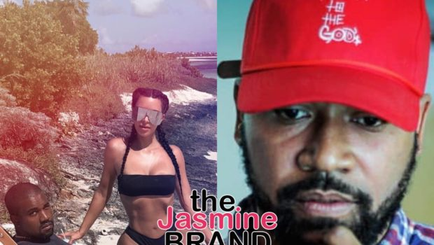 Columbus Short Accuses Kim Kardashian Of Being A Witch – She Put Kanye Under A Spell!