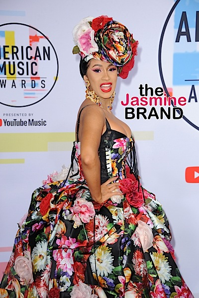 EXCLUSIVE: Cardi B Confirms Las Vegas Residency, Responds To Criticism That It's Too Early In Her Career