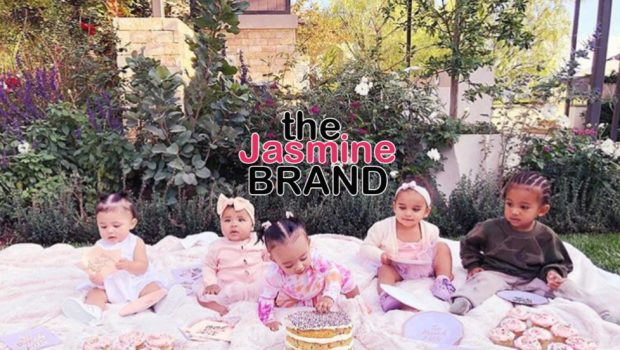 Khloé Kardshian Celebrates Daughter's Six-Month Birthday w/ Famous Baby Cousins