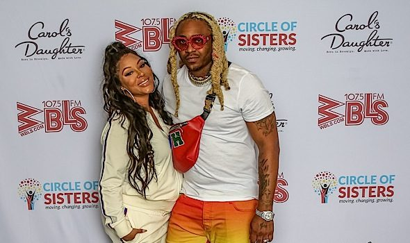EXCLUSIVE: Lyrica Anderson & Husband A1 Bentley Will Allegedly Appear On 'Marriage Boot Camp'