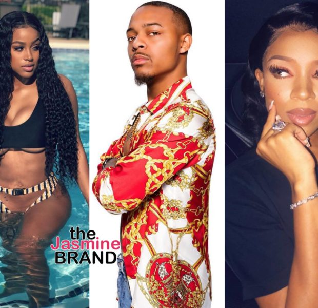 Growing Up Hip Hop's Kyomi Leslie Threatens To Fight Lil Mama Over Bow Wow