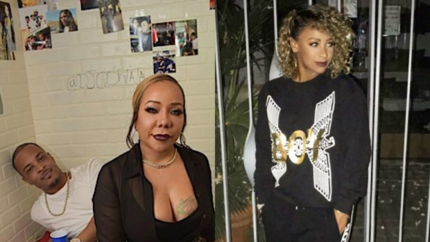 Asia'h Epperson Sends Possible Subtweets To T.I. & Tiny After They Revisit Video Of T.I. Slapping Her Butt