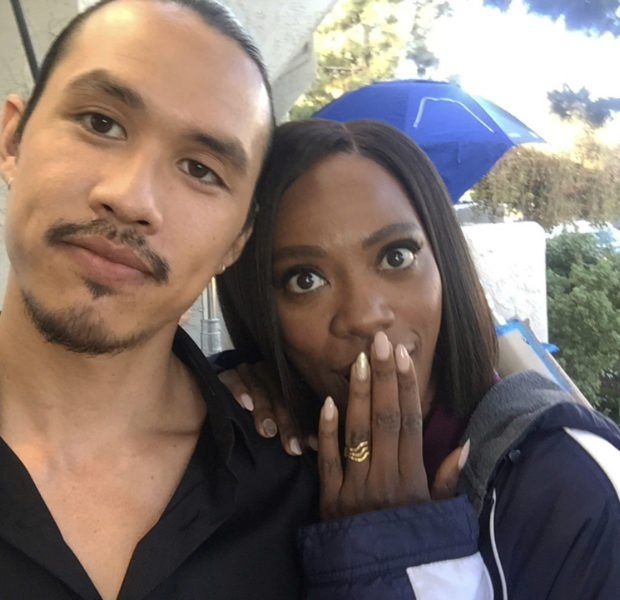 """""""Insecure"""" Actor Alexander Hodge Talks Groundbreaking Role As """"Asian Bae"""" + How His Relationship w/ A Black Woman Helped Him w/ Role"""