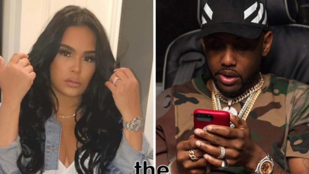 Fabolous & Emily B Prompt Marriage Rumors After Wearing Matching Rings