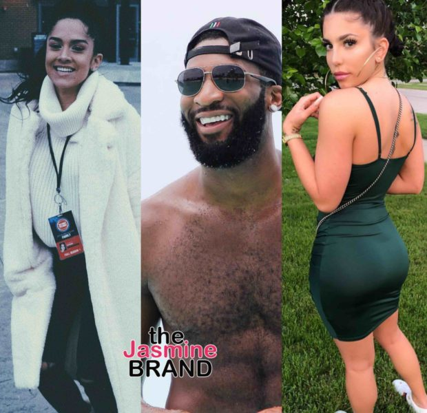 NBA Star Andre Drummond Allegedly Impregnates 2 Women At The Same Time