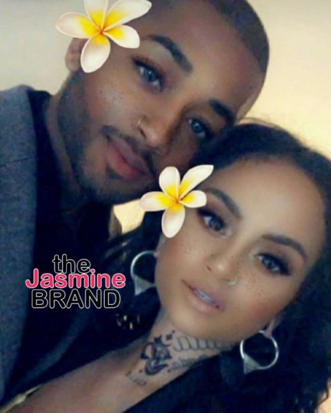 kehlani reveals baby daddy is bisexual  photos