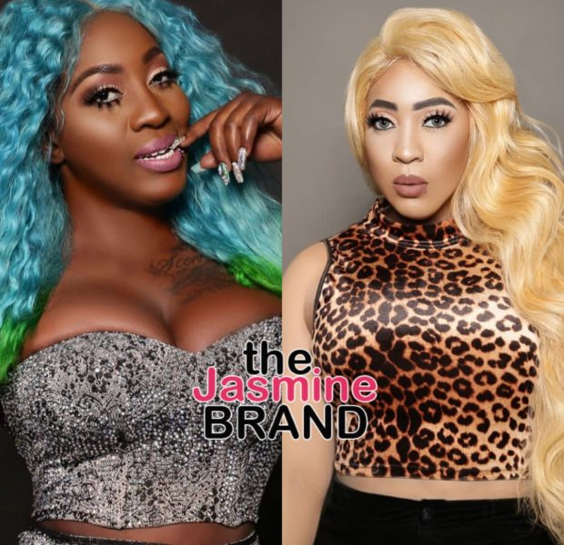 Spice Continues To Face Blacklash Over White Face – You Didn't Appreciate Me When I Was Dark Skinned!