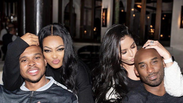 Monica & Shannon Brown Double Date W/ Kobe & Vanessa Bryant