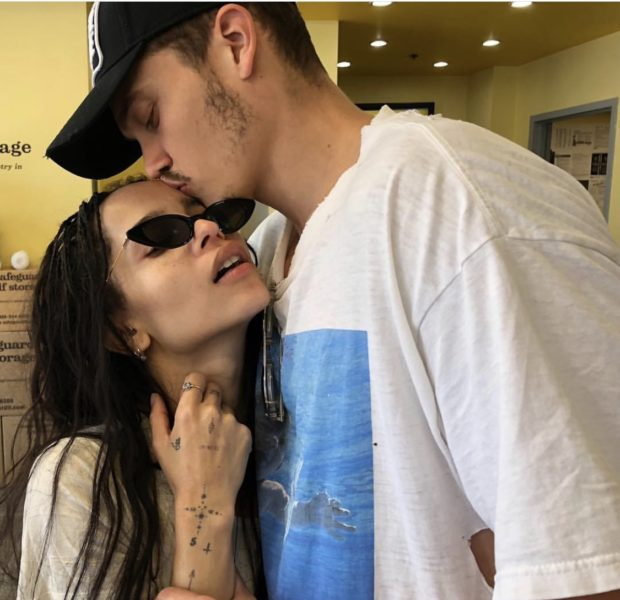 Zoe Kravitz Reveals She Secretly Got Engaged