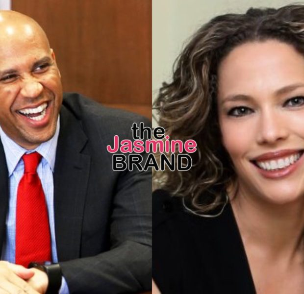 Sen. Cory Booker's Secret Girlfriend Revealed