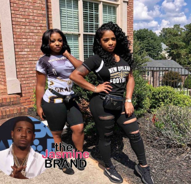 "Toya Wright Warned Reginae About Dating YFN Lucci – ""You know how I feel about dating rappers"""