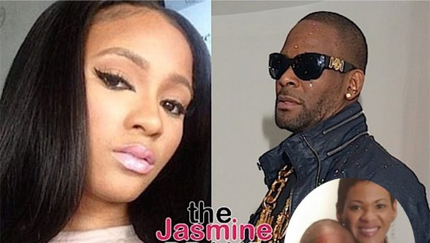 R.Kelly – Jocelyn Savage's Family Launches 'Abuse Hotline' Against Singer
