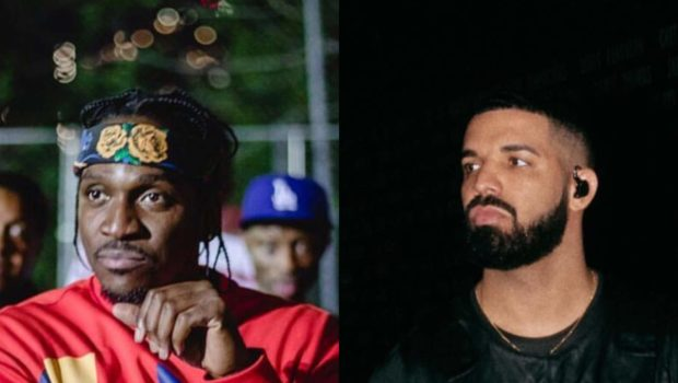 Pusha T Denies Kanye Told Him About Drake's Secret Baby, Blames Drake's Friend 40