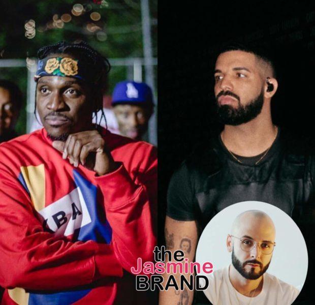 Pusha T Denies Kanye Told Him About Drake's Secret Baby, Blames Drake's Friend 40