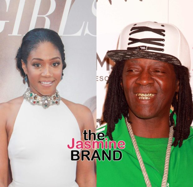"""Tiffany Haddish Once Auditioned For """"Flavor Of Love"""", Pulled Out When She Realized Love Interest Was Flavor Flav"""