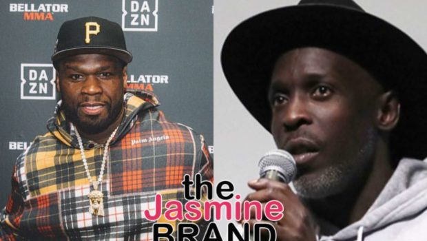 Michael K. Williams Denies Jimmy Henchman Assaulted In Jail, 50 Cent Slams Him For Gay Role On 'The Wire'