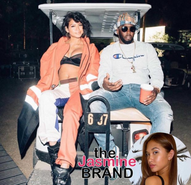 Diddy Allegedly Dating 26-Year-Old Model Jocelyn Chew, Splits w/ Cassie