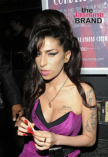 Amy Winehouse Hologram Tour Announced