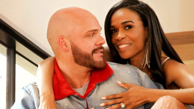 Michelle Williams Fiance Slammed For Seemingly Throwing Her Mental Illness In Her Face