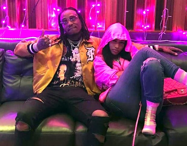 "Quavo Has Sex w/ Nicki Minaj, Apologizes & Brings Up Safaree In ""Huncho Dreams"" [New Music]"