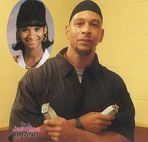 Ex NFL Star Rae Carruth Released From Jail After Serving 18 Years For Having Pregnant Girlfriend Killed