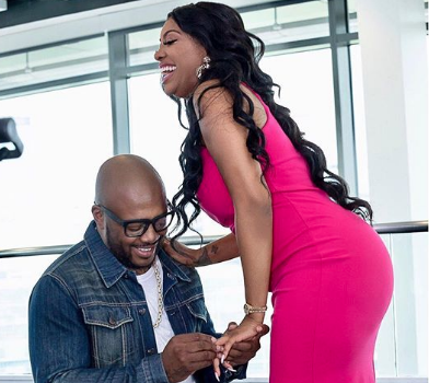 Porsha Williams Confirms Engagement: I Said Hell Yes! [Photos]