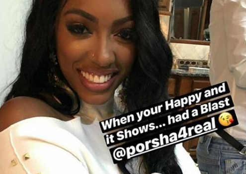 Porsha Williams Reportedly Engaged! [Photos]