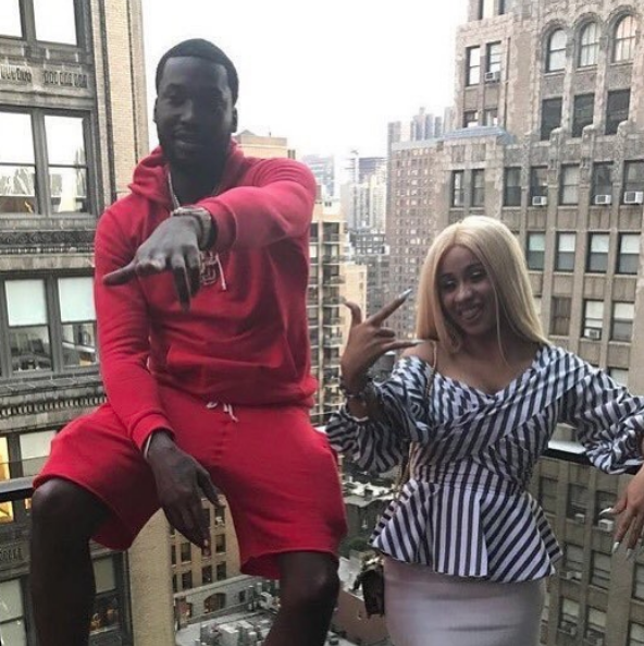 Meek Mill & Cardi B Allegedly Have New Music Together