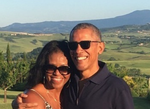 Michelle Obama Opens Up About Marriage Counseling: I had to share my vulnerability & learn to love differently.