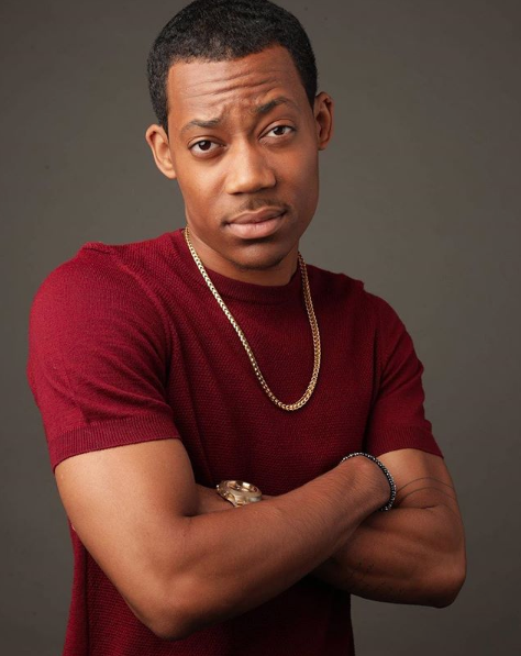 Actor Tyler James Williams Slams Viral Anti-Black Woman Facebook Post