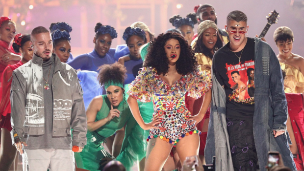 Cardi B Performs 'I Like It' At AMAs, Wins Favorite Rap/Hip-Hop Artist