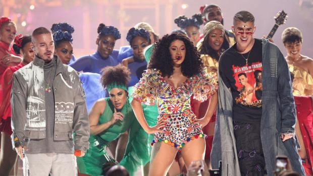 Cardi B Performs 'I Like It' At AMAs, Wins Favorite Rap/Hip-Hop Artist