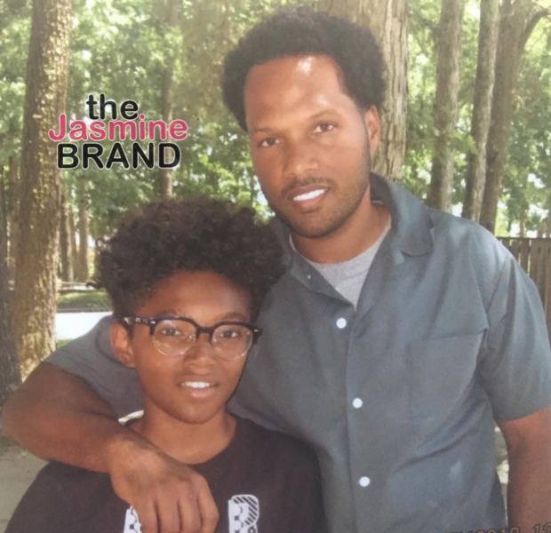 Jailed Love & Hip Hop Star Mendeecees Harris Shares New Photo w/ Son