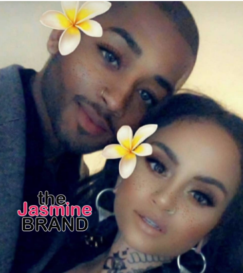 Kehlani Reveals Baby Daddy Is Bisexual [Photos]