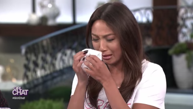 Jeannie Mai Bursts Into Tears – I Wish I Never Married My Husband!
