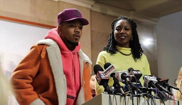 Chance the Rapper Isn't Running for Mayor, Endorses Amara Eniya