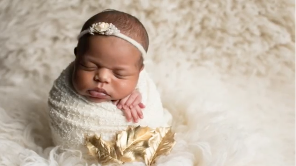 Tyrese & His Wife Share 1st Photos Of Newborn Daughter