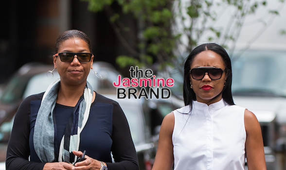 Is Queen Latifah Engaged & Expecting A Baby W/ Her Partner Eboni Nichols?